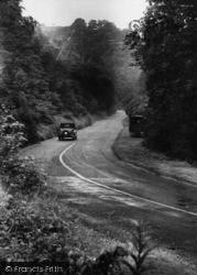 Via Gellia c.1955, Bonsall