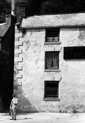 Via Gellia, Pig Of Lead Inn 1892, Bonsall