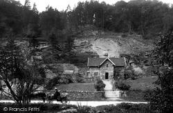 Via Gellia, Tufa Cottage 1886, Bonsall