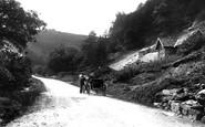 Bonsall, Via Gellia, Tufa Cottage 1892