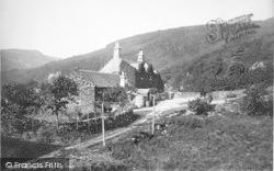 Bontddu, Cottage Near Half Way House 1888