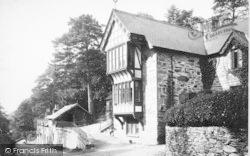 Bontddu, Half Way House Hotel 1888