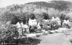 Bontddu, Village, Dolgelley Road c.1900