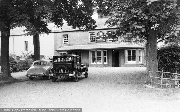 Boot, The Wool Pack Inn c1955.  (Neg. B687076)  � Copyright The Francis Frith Collection 2008. http://www.francisfrith.com