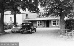 The Wool Pack Inn c.1955, Boot