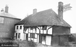 Borden, Old House c.1950