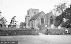 Borden, The Church c.1950