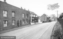 Borden, The Village c.1950