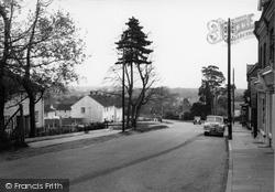 Bordon, Chalet Hill c.1960