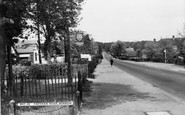 Bordon, Farnham Road c.1960