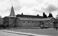 Bordon, Garrison Church c.1960