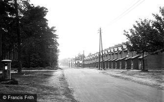 Bordon, Guadaloupe Barracks, Infantry Married Quarters 1919