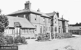 Bordon, Head Quarters Office c1920