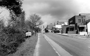 Bordon, High Street c.1960