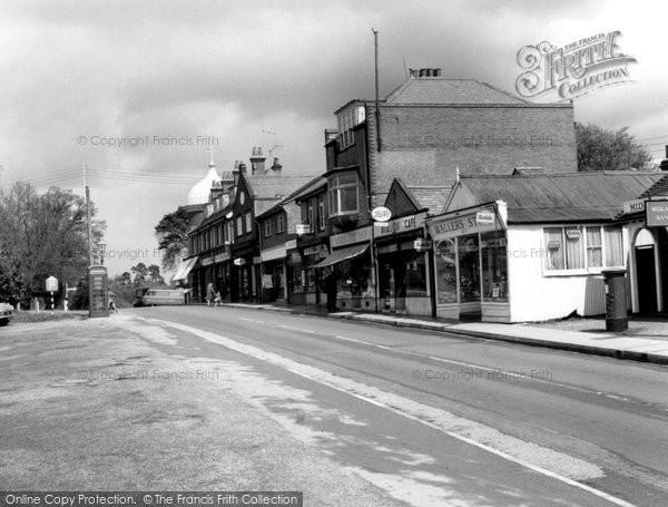 Bordon, High Street c.1960
