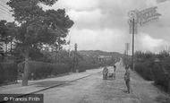 Bordon, Main Road 1919