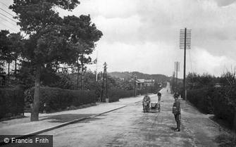Bordon, Main Road 1919
