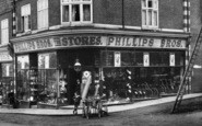 Bordon, Phillips Brothers Stores c.1905