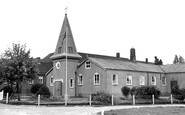 Bordon, The Garrison Church c.1960