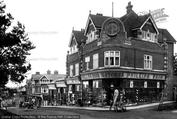Bordon, The Village c.1905