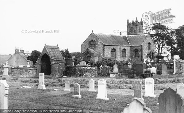 Borgue, The Church c.1955