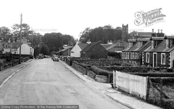 Borgue, The Village c.1955
