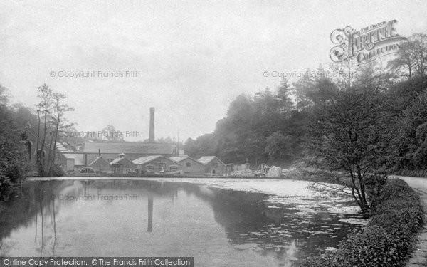 Borough Green, Basted Mills 1903