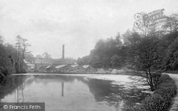 Borough Green, Basted Mills 1903