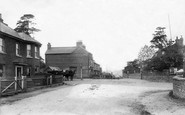 Borough Green, Sevenoaks Road 1906