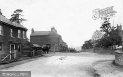 Borough Green, Sevenoaks Road 1906