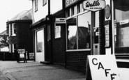 Borough Green, Shops c.1955