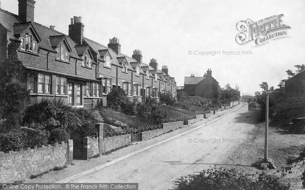 Borough Green, The Village 1901