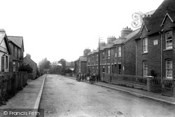 Borough Green, Western Road 1903