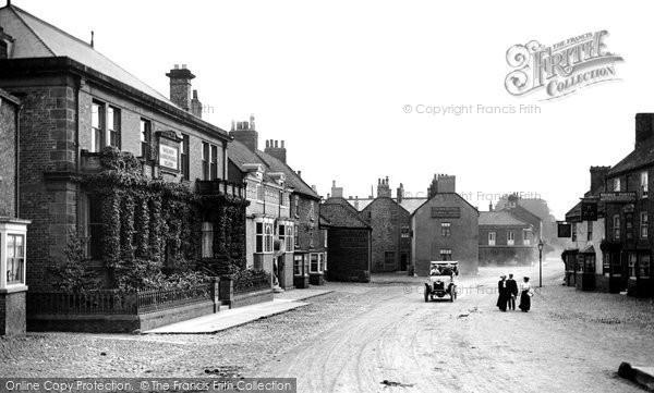 Boroughbridge, Bridge Street 1907