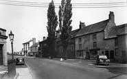 Boroughbridge, Bridge Street c.1955