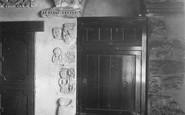 Boroughbridge, Church, Arch In Vestry 1895