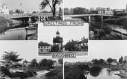 Boroughbridge, Composite c.1955