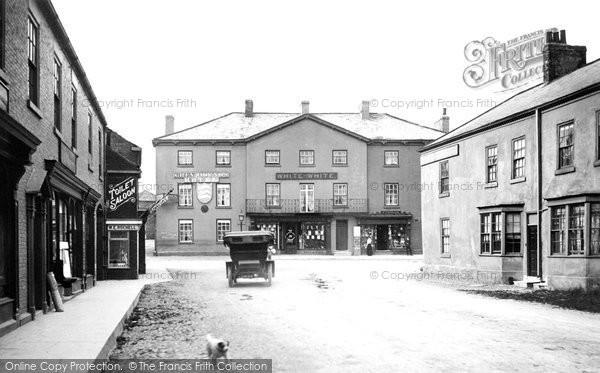 Boroughbridge, Fishergate 1907