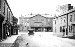 Boroughbridge, Fishergate 1907