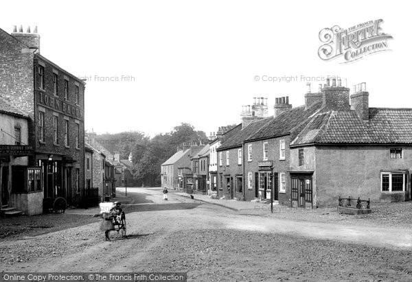 Boroughbridge, High Street 1895