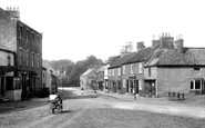 Boroughbridge, High Street 1895