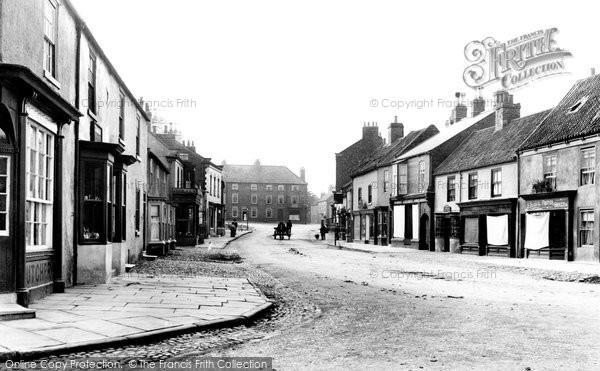 Photo of Boroughbridge, High Street 1907