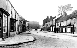Boroughbridge, High Street 1907