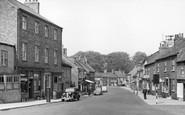 Boroughbridge, High Street c.1955