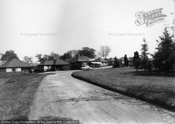 Photo of Boroughbridge, Hotel Cottages c.1955