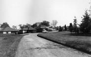 Boroughbridge, Hotel Cottages c.1955