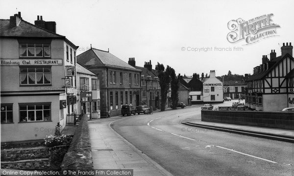 Boroughbridge, Main Road c.1965