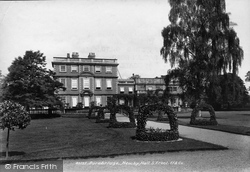 Boroughbridge, Newby Hall 1900