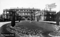 Boroughbridge, Newby Hall, East Front 1900