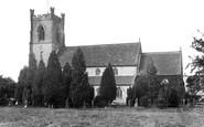 Boroughbridge, St James Church 1907